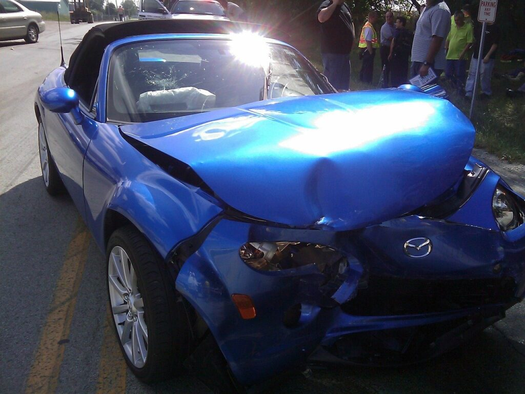 Secondary Car Accident