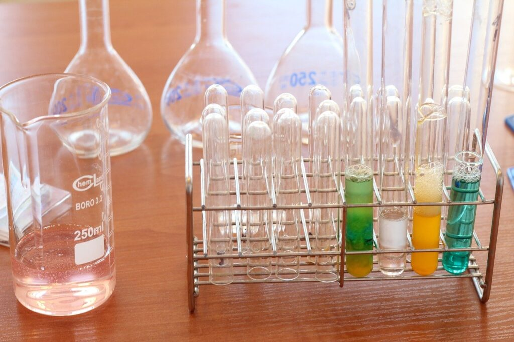 science classroom burn injury accidents