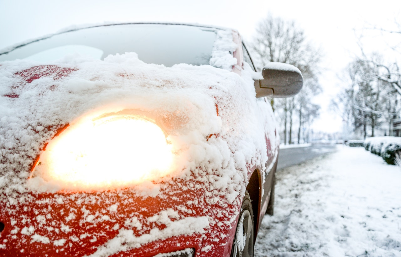 winter driving accidents