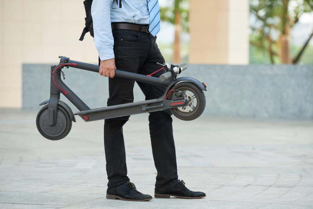 cleveland electric scooter accidents