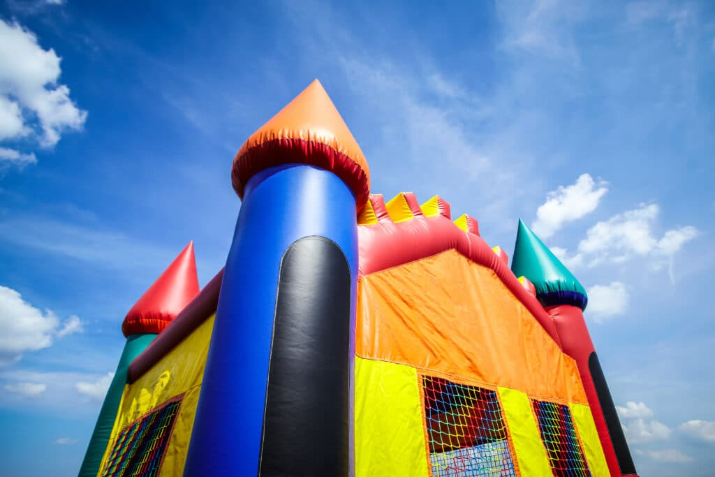 cleveland bounce house injuries