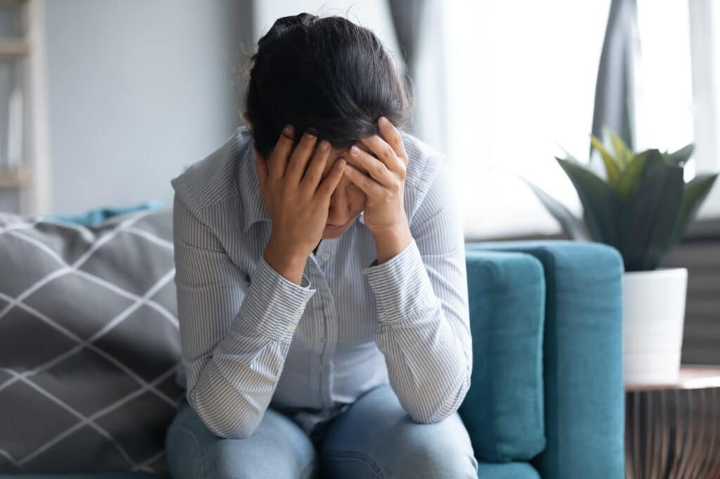 mental distress from personal injury