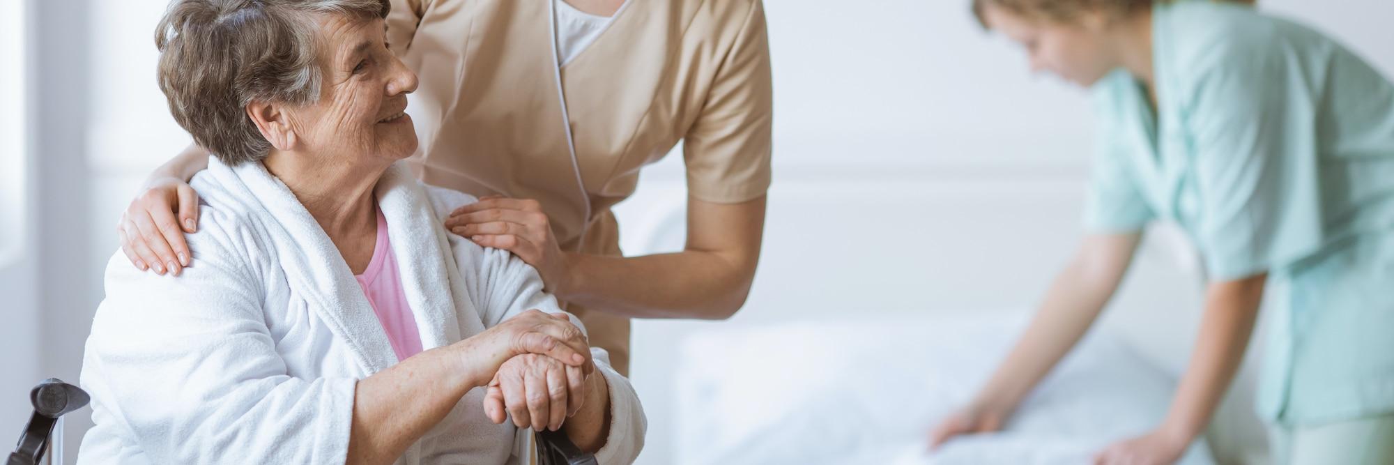 Ohio nursing home abuse lawyer