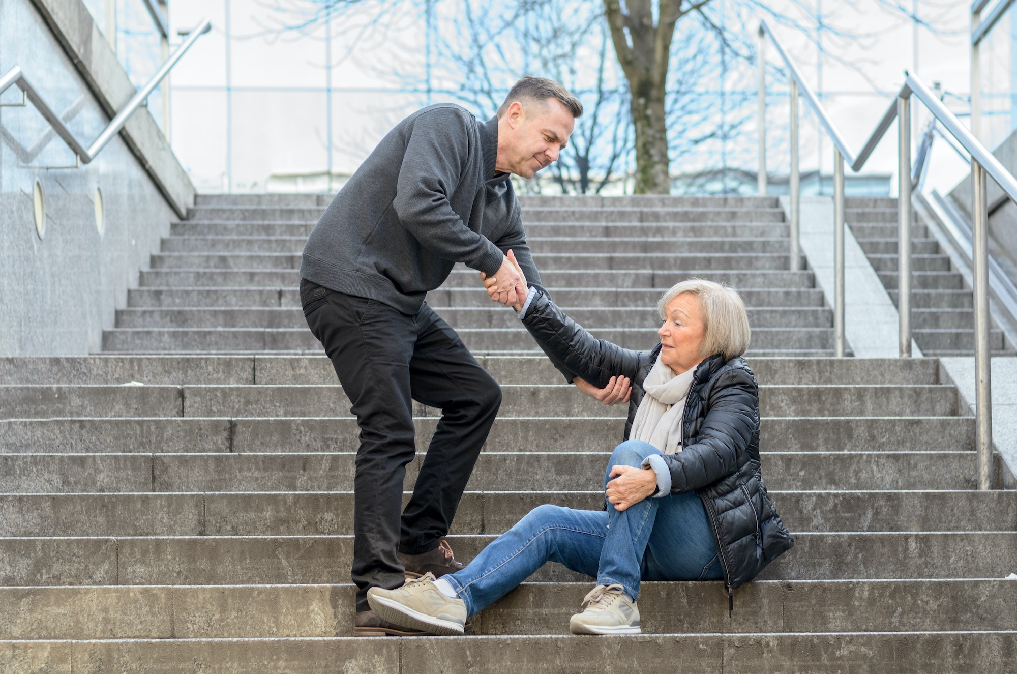 ohio slip and fall lawyer