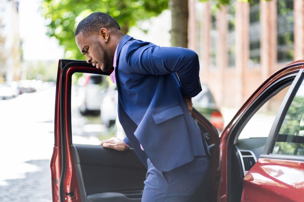 car accident hip pain lawyer