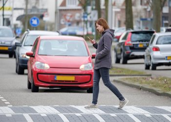Distracted Walking Accidents